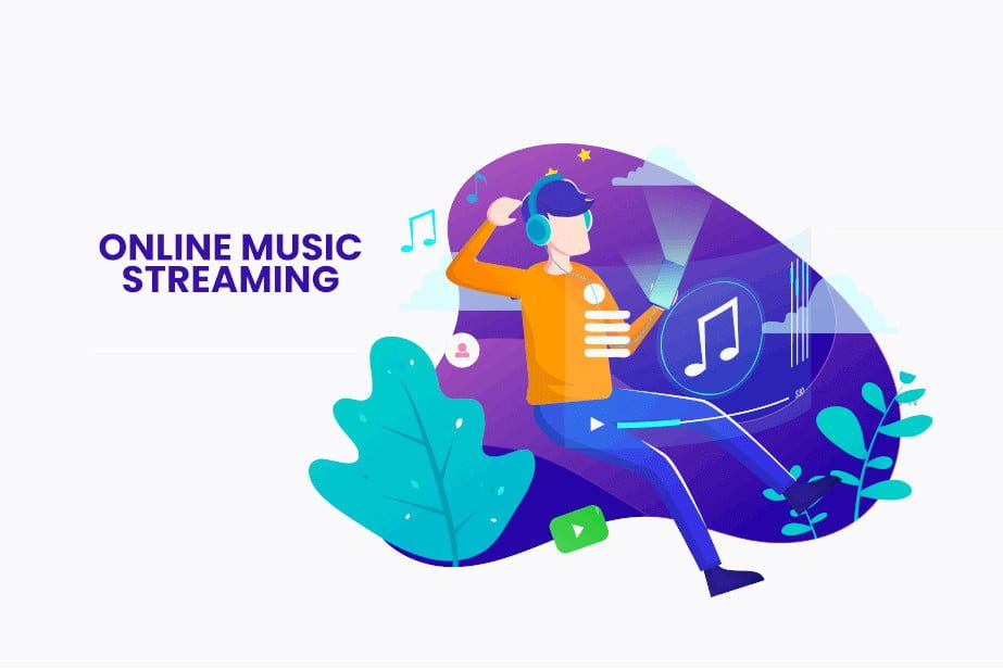 radio indoor online music streaming